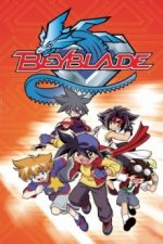 Cover Beyblade, Poster Beyblade