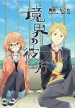 Cover Beyond the Boundary, Poster Beyond the Boundary