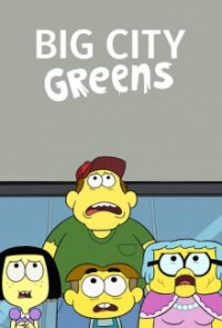 Poster, Big City Greens Serien Cover