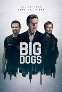 Poster, Big Dogs Serien Cover