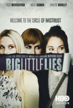 Cover Big Little Lies, Poster Big Little Lies