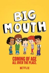 Cover Big Mouth, Poster