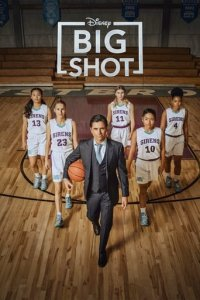 Poster, Big Shot (2021) Serien Cover