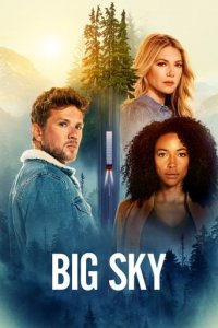 Poster, Big Sky Serien Cover
