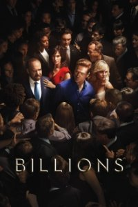 Billions Cover, Online, Poster