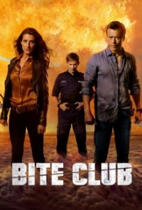 Poster, Bite Club Serien Cover