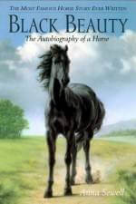 Cover Black Beauty, Poster Black Beauty