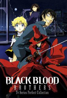 Cover Black Blood Brothers, Black Blood Brothers