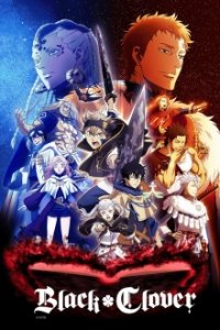 Cover Black Clover, Poster, HD