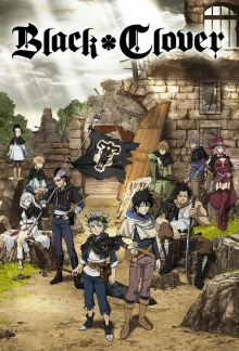 Black Clover, Cover, HD, Stream, alle Folgen