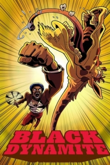 Black Dynamite, Cover, HD, Stream, alle Folgen