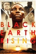 Cover Black Earth Rising, Poster Black Earth Rising