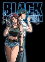 Cover Black Lagoon, Poster Black Lagoon