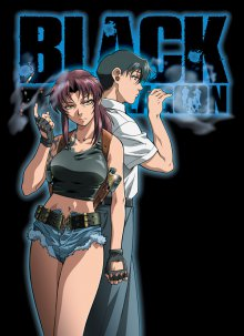Cover Black Lagoon, Black Lagoon