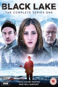Poster, Black Lake Serien Cover