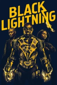 Cover Black Lightning, Poster
