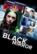 Cover Black Mirror, Poster Black Mirror