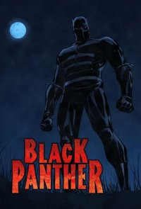 Poster, Black Panther Serien Cover