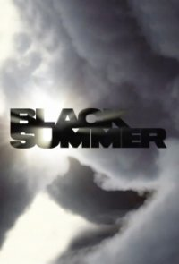 Poster, Black Summer Serien Cover