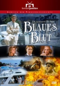 Poster, Blaues Blut Serien Cover