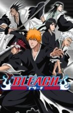 Cover Bleach, Poster Bleach