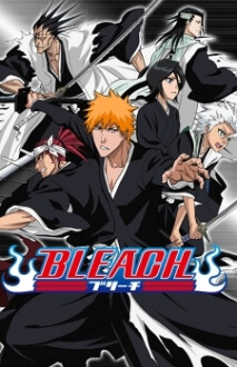 Bleach, Cover, HD, Stream, alle Folgen