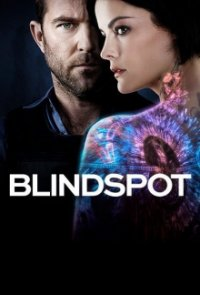 Cover Blindspot, Poster