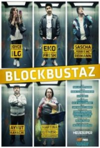 Blockbustaz Cover, Poster, Blockbustaz