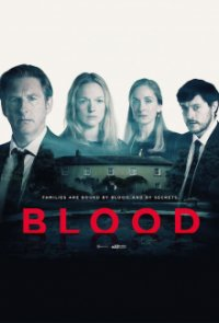 Poster, Blood (2018) Serien Cover