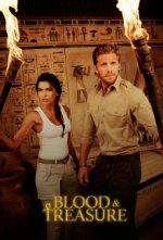 Blood and Treasure Cover, Blood and Treasure Stream