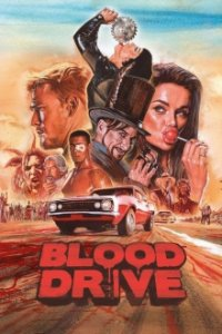 Cover Blood Drive, Poster