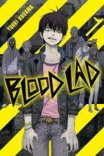Cover Blood Lad, Poster Blood Lad