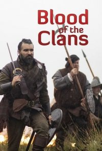 Poster, Blood of the Clans - Schottlands blutige Schlachten Serien Cover