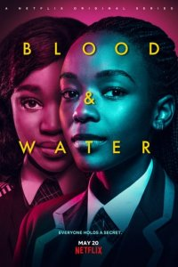 Poster, Blood & Water Serien Cover
