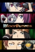 Cover Bloodivores, Poster Bloodivores