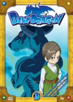 Cover Blue Dragon, Poster Blue Dragon