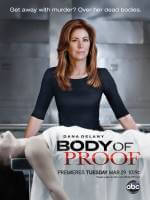 Cover Body of Proof, Poster Body of Proof