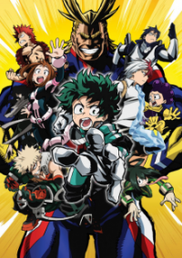 Boku no Hero Academia Cover, Boku no Hero Academia Poster, HD