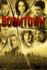 Poster, Boomtown Serien Cover