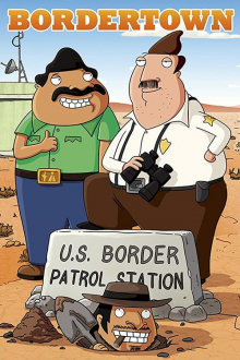 Bordertown (US), Cover, HD, Serien Stream, ganze Folge