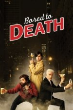Cover Bored to Death, Poster Bored to Death