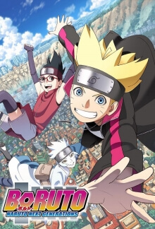 Boruto: Naruto Next Generations, Cover, HD, Stream, alle Folgen