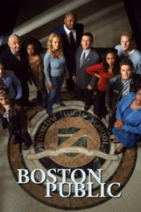 Boston Public Cover, Online, Poster