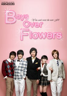 Cover Boys over Flowers, Poster