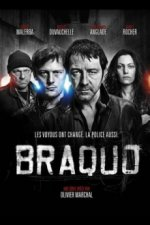 Cover Braquo, Poster Braquo