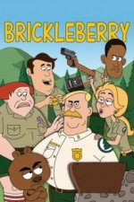 Cover Brickleberry, Poster Brickleberry