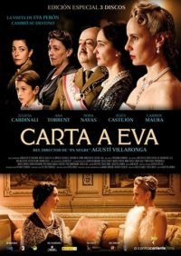 Cover Brief an Evita, Poster