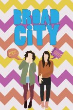 Cover Broad City, Poster Broad City