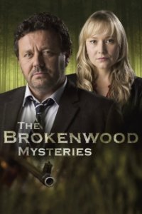 Poster, Brokenwood – Mord in Neuseeland Serien Cover
