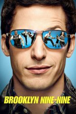Cover Brooklyn Nine-Nine, Poster Brooklyn Nine-Nine